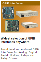 gpib products