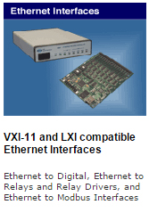 ethernet interface